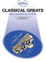 Music Sales Classsical Greats For Flute Sheet Music