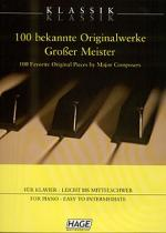 Hage Musikverlag Klassik Klassik 100 Original Sheet Music