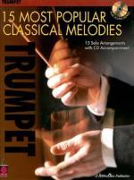 Hal Leonard 15 Popular Classical Tr Sheet Music