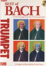 Hal Leonard Best Of Bach Trumpet Sheet Music