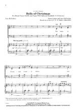 Bells Of Christmas Sheet Music Sheet Music