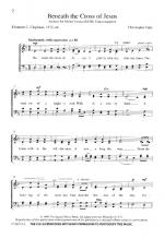 Beneath The Cross Of Jesus Sheet Music Sheet Music