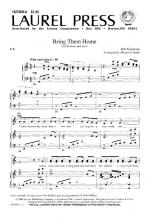 Bring Them Home Sheet Music Sheet Music