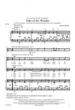 Take Of The Wonder Sheet Music Sheet Music