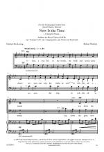 Now Is The Time Sheet Music Sheet Music