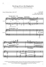 The King Of Love My Shepherd Is Sheet Music Sheet Music