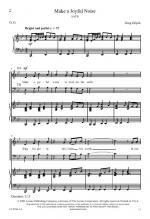 Make A Joyful Noise Sheet Music Sheet Music
