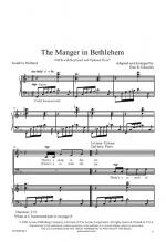 The Manger In Bethlehem Sheet Music Sheet Music