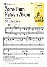Come From Heaven Above Sheet Music Sheet Music