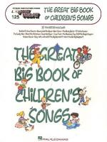 The Great Big Book Of Children's Songs E-Z Play Today Volume 125 Sheet Music
