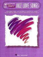 Jazz Love Songs E-Z Play Today Volume 191 Sheet Music