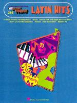 Latin Hits E-Z Play Today Volume 266 Sheet Music
