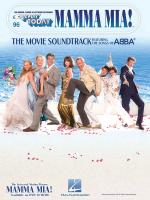 Mamma Mia - The Movie Soundtrack E-Z Play Today Volume 96 Sheet Music