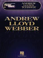 Andrew Lloyd Webber Favorites E-Z Play Today Volume 246 Sheet Music