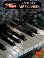 Songs For All Occasions E-Z Play Today Volume 60 Sheet Music