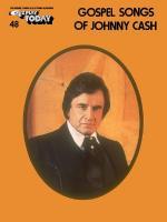 Gospel Songs Of Johnny Cash E-Z Play Today Volume 48 Sheet Music