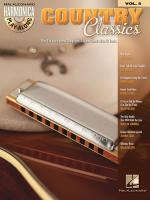 Country Classics Harmonica Play-Along Volume 5 Sheet Music
