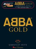 Abba Gold - Greatest Hits E-Z Play Today Volume 272 Sheet Music