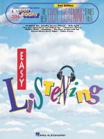 The Best Easy Listening Songs Ever - 2nd Edition E-Z Play Today Volume 204 Sheet Music