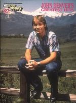John Denver's Greatest Hits E-Z Play Today Volume 127 Sheet Music