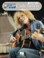 Carly Simon - Greatest Hits E-Z Play Today Volume 221 Sheet Music