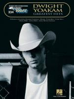 Dwight Yoakam Greatest Hits E-Z Play Today Volume 334 Sheet Music