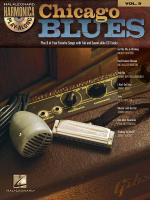 Chicago Blues Harmonica Play-Along Volume 9 Sheet Music