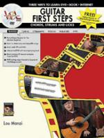 Guitar First Steps: Chords, Strums, And Licks - Book & DVD Sheet Music