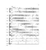 Sleigh Bells & Reindeer Extra full score Sheet Music