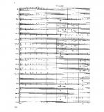 An English Celebration Extra full score Sheet Music