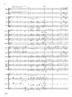 A Christmas Fantasy In 3 / 4 Time Extra full score Sheet Music