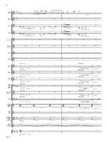 Chant And Tribal Dance Extra full score Sheet Music