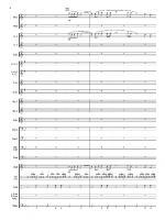 Bolero Africana Extra full score Sheet Music