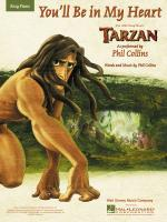You'll Be In My Heart (From Tarzan) Sheet Music Sheet Music