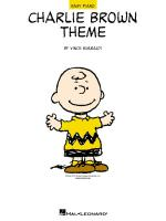 Charlie Brown Theme Sheet Music Sheet Music