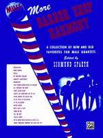 More Barber Shop Harmony - Book Sheet Music
