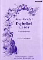 Pachebel Canon - For Euphonium And Piano SOLO PART WITH PIANO REDUCTION Sheet Music