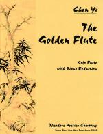 The Golden Flute - Solo Flute With Piano Reduction SOLO PART WITH PIANO REDUCTION Sheet Music