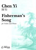 Fisherman's Song - For Violin And Piano SOLO PART WITH PIANO REDUCTION Sheet Music