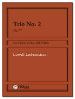 Trio Number 2 Sheet Music