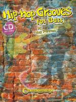 Hip-Hop Grooves For Bass 90 Full-Demo Tracks Sheet Music