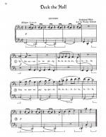 Christmas Tunes For Two (Duets), Level 3 - Book Sheet Music