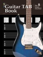 Manuscript Book 8 - Guitar Tab Book Sheet Music