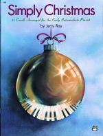 Simply Christmas - Book Sheet Music