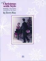 More Christmas with Style - Book Sheet Music