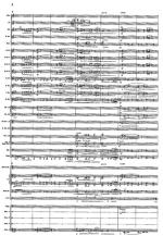 Concertango Extra full score (oversized) Sheet Music