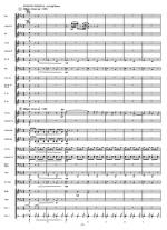 Italian Holiday Extra full score Sheet Music