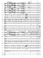 Sextet From Lucia Extra full score Sheet Music