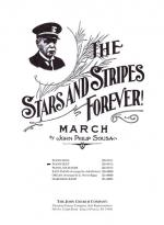 The Stars And Stripes Forever! March - For Piano Duet SET OF PARTS Sheet Music