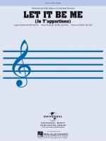 Let It Be Me Sheet Music Sheet Music